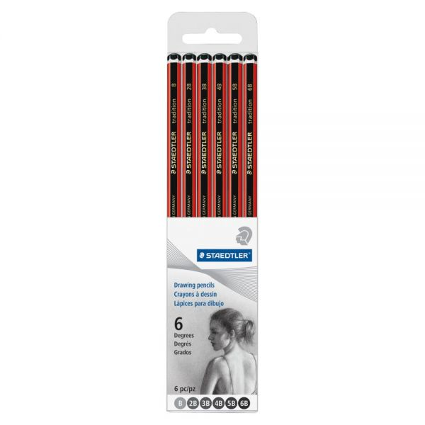 Staedtler Tradition Drawing Pencils