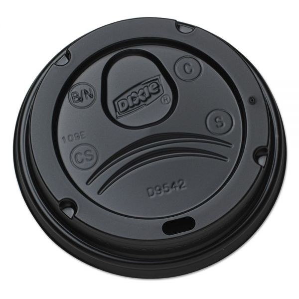 Dixie Coffee Cup Drink-Thru Lids