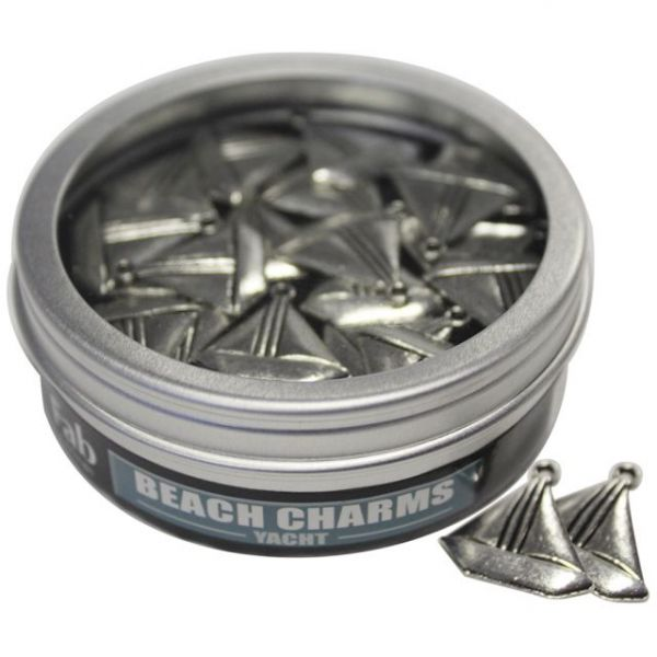 Silver Embellishments 30/Pkg