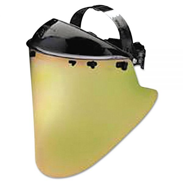 Jackson Safety* HUNTSMAN Model K Face Shield Assembly, Black