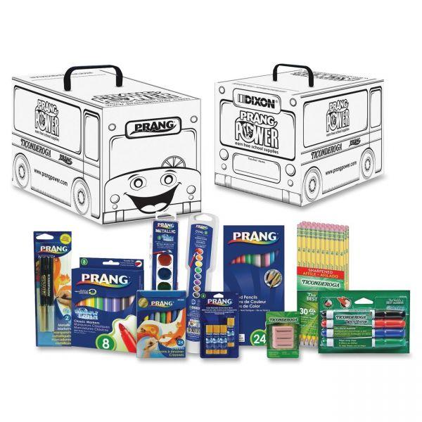 Prang Teacher Kit In Storage Box