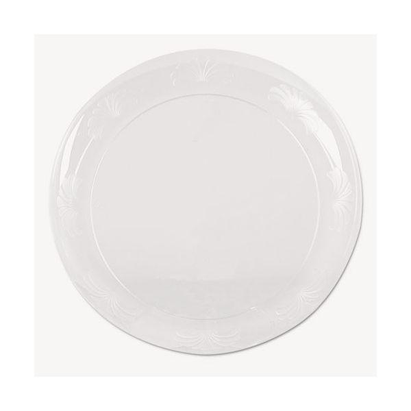 "WNA Designerware 10.25"" Plastic Plates"