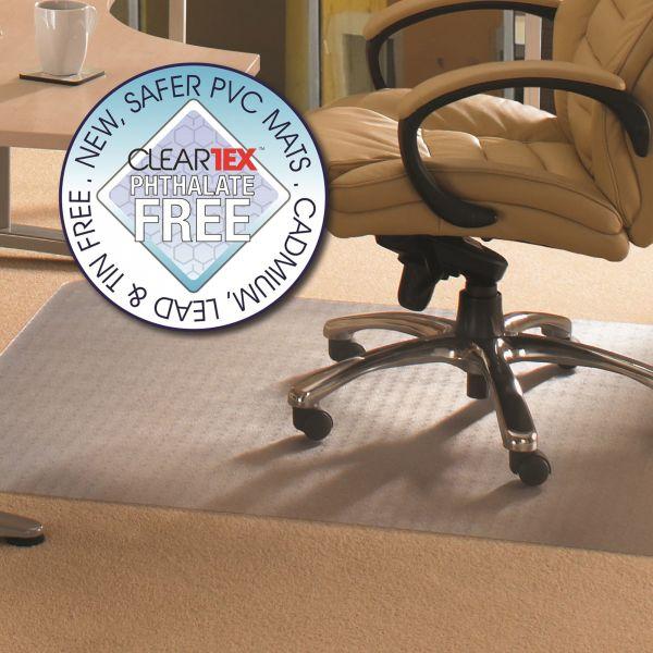 Floortex Cleartex Advantagemat Low Pile Chair Mat