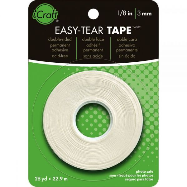 iCraft Easy-Tear Tape