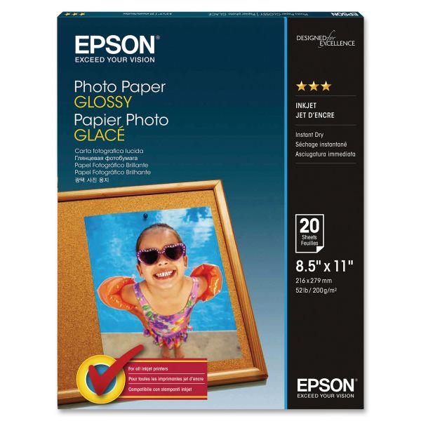 Epson Glossy Photo Paper