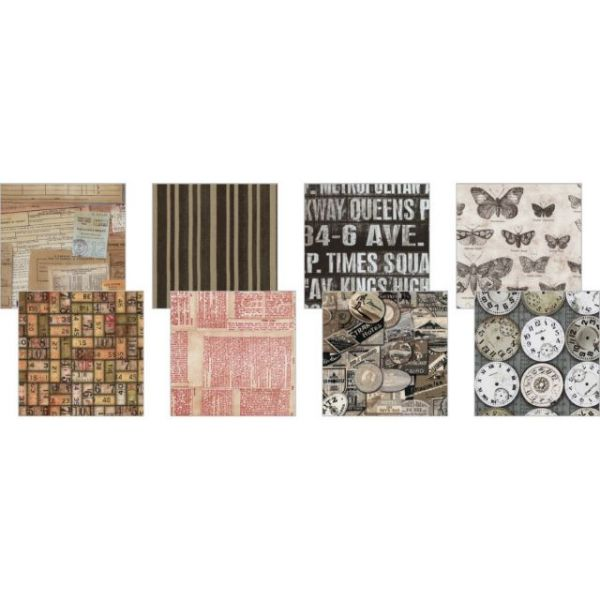 Eclectic Elements Tim Holtz Charm Pack
