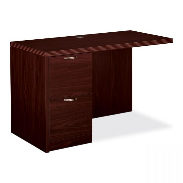 "HON Valido Left Return | 2 File Drawers | 48""W"