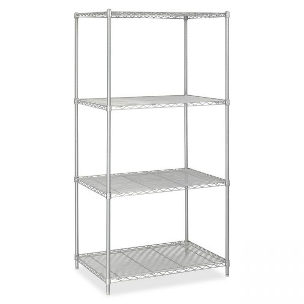 Safco 5288BL Industrial Wire Shelving