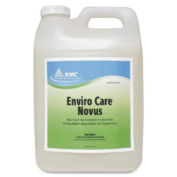 RMC Enviro Care Novus Floor Finish