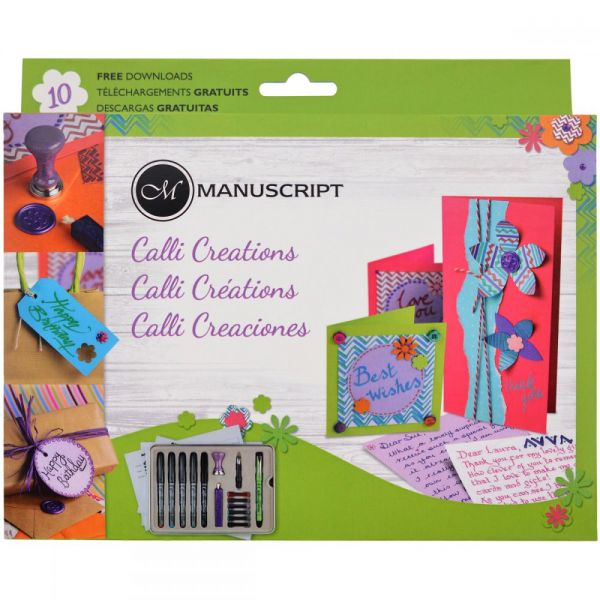 Manuscript Calli Creations Set