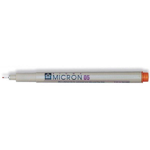 Pigma Micron Pen 05 .45mm Open Stock