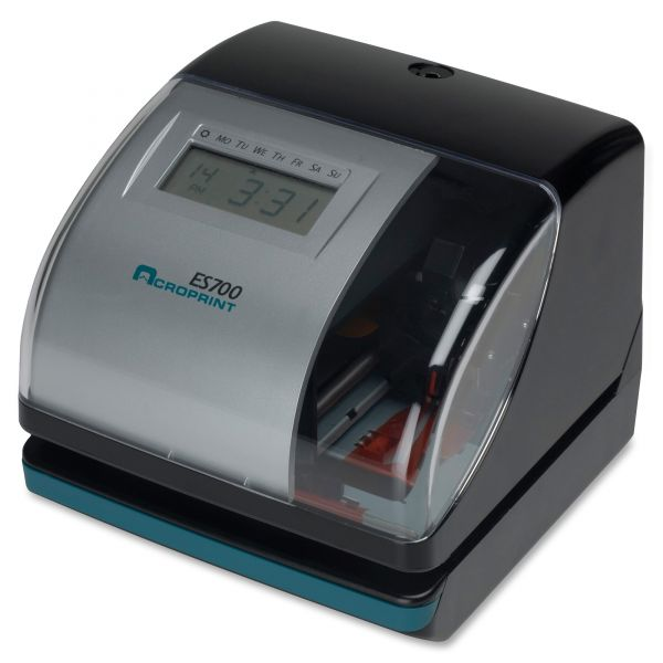 Acroprint Electronic Time Recorder