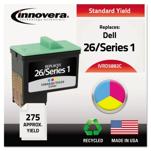 Innovera Remanufactured Dell 26/Series1 Ink Cartridge