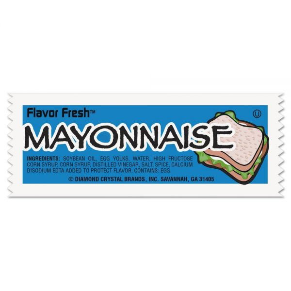 Flavor Fresh Mayonnaise Packets