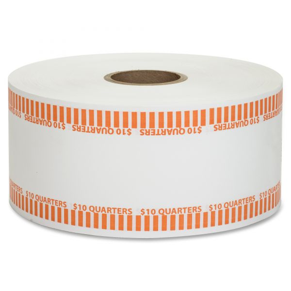 Coin-Tainer Co Automatic Flat Quarter Coin Wrappers
