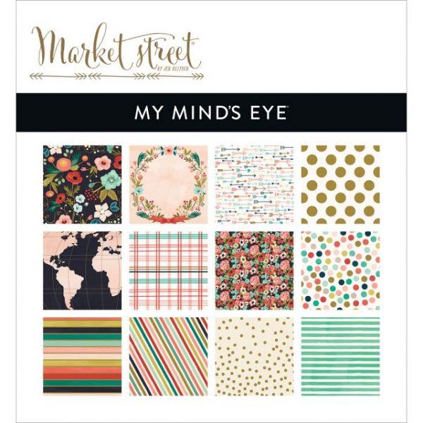 My Mind's Eye Paper Pad
