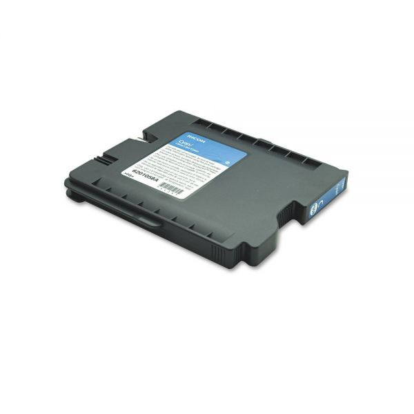Ricoh 405537 Cyan High Yield Toner Cartridge