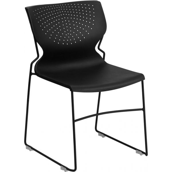 Flash Furniture HERCULES Series Big & Tall Full Back Stacking Chair