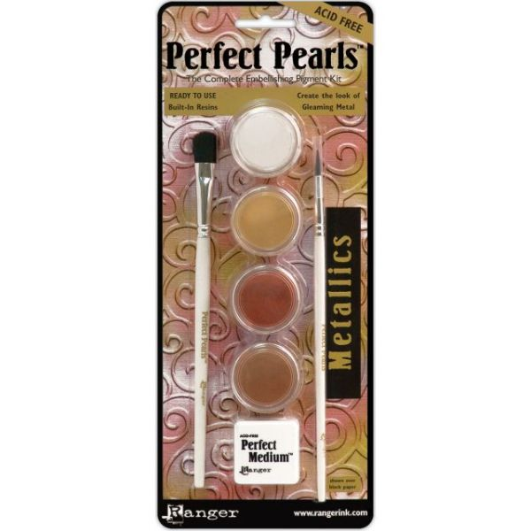Perfect Pearls Pigment Powder Kit