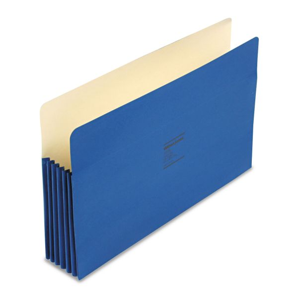 Wilson Jones ColorLife Recycled File Pockets