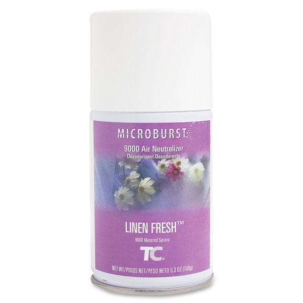 Rubbermaid Commercial Microburst 9000 Air Freshener Refills