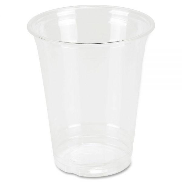 Genuine Joe Clear 12 oz Plastic Cups