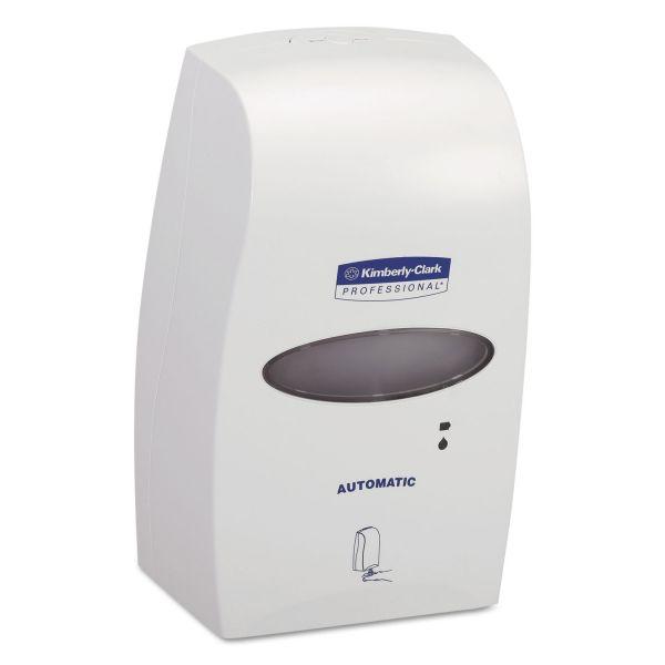 Kimberly-Clark Professional* Electronic Cassette Skin Care Dispenser, 1200mL, 7.25 x 11.48 x 4, White