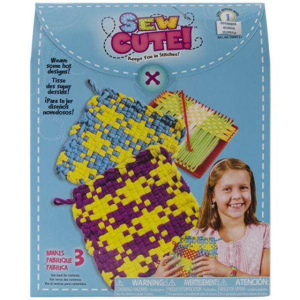 You Design It Weaving Loom Kit