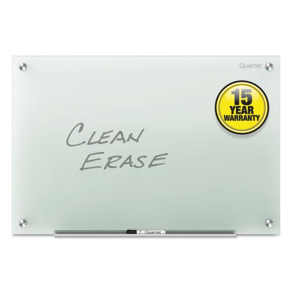 Quartet Infinity 6' x 4' Glass Dry Erase Board