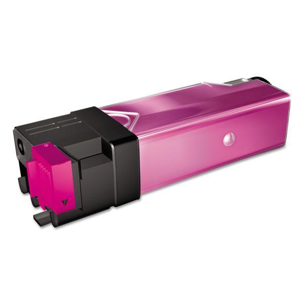 Media Sciences Remanufactured Dell 331-0717 Magenta Toner Cartridge