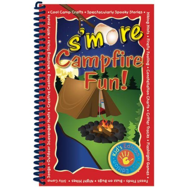 S'More Campfire Fun Cookbook