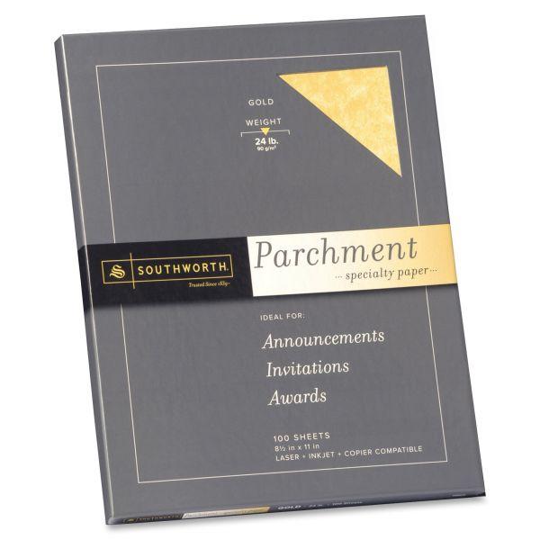 Southworth Fine Parchment Paper