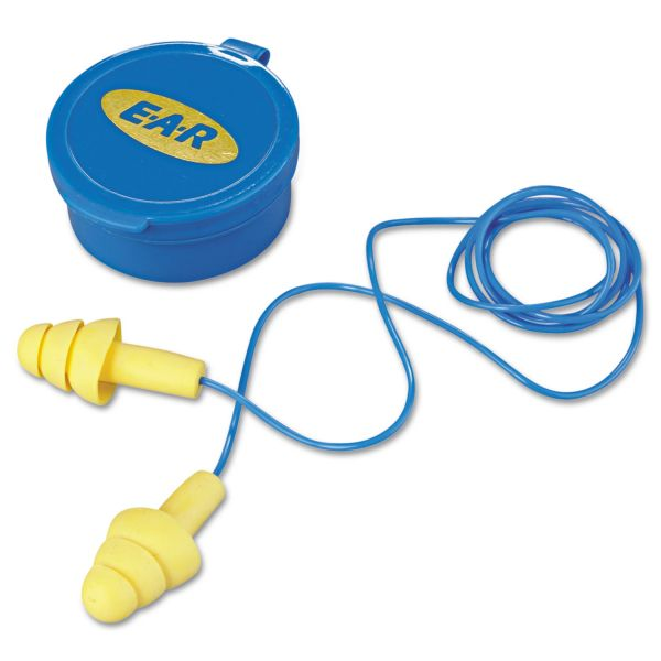 E-A-R Ultrafit Multi-Use Earplugs