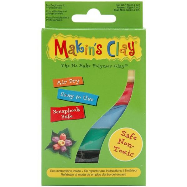 Makin's Clay Air-dry Clay 120g