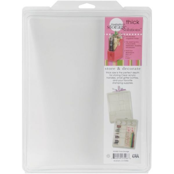 Stampendous Thick Stuftainer