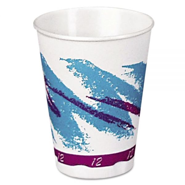 SOLO Cup Company Dual Temperature 12 oz Foam Cups