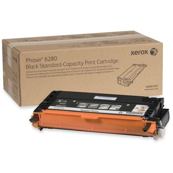 Xerox 106R01391 Black Toner Cartridge