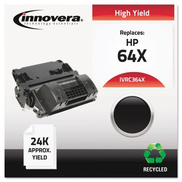 Innovera Remanufactured HP 64X (CC364X) Toner Cartridge