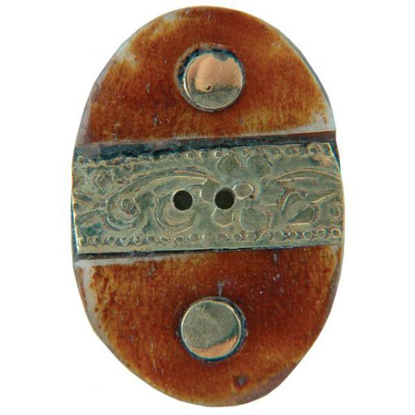 Handmade Bone Button