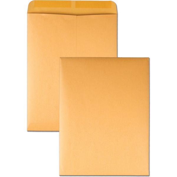Quality Park Catalog Envelope, 10 x 13, Brown Kraft, 250/Box