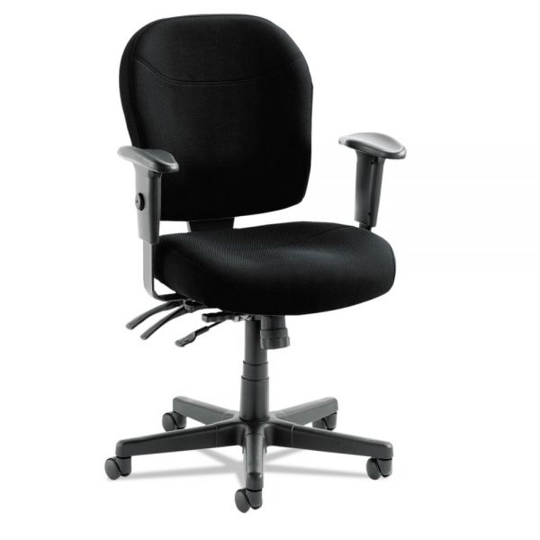 Alera Wrigley 24/7 High Performance Mid-Back Multifunction Task Chair