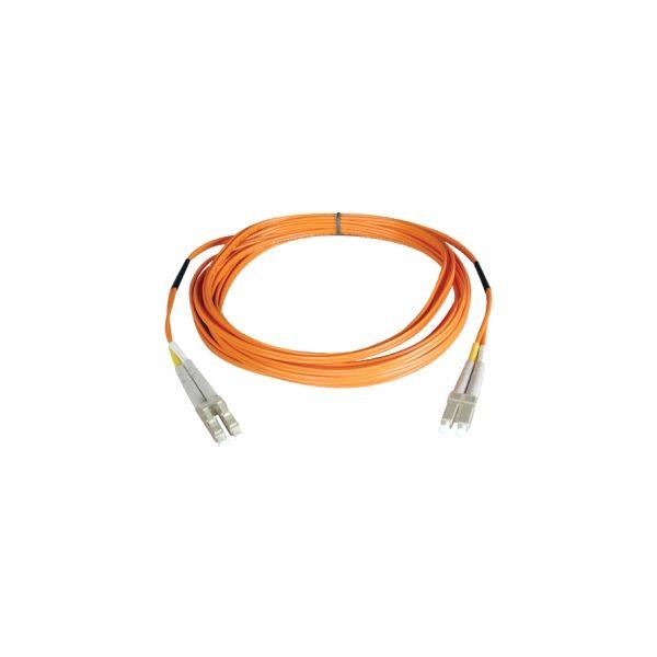 Tripp Lite 1M Duplex Multimode 62.5/125 Fiber Optic Patch Cable LC/LC 3' 3ft 1 Meter