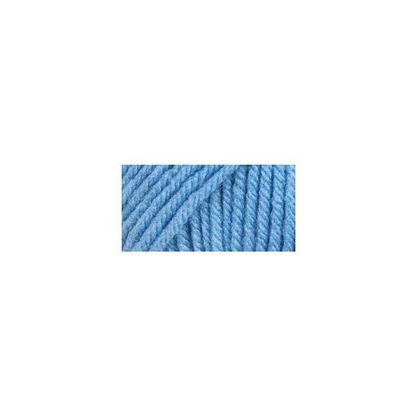 Mary Maxim Ultra Mellowspun Yarn - Medium Blue