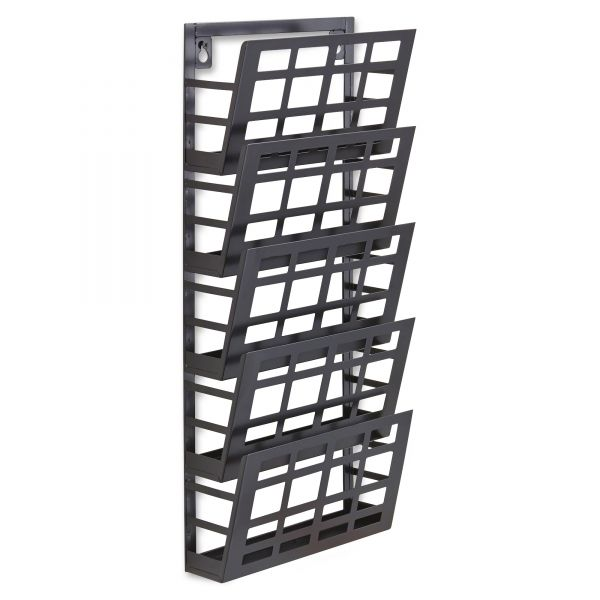 Safco Grid Magazine Rack