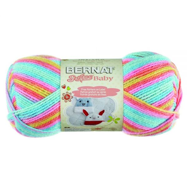 Bernat Softee Baby Yarn - Candy Baby