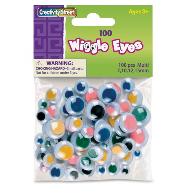 Creativity Street Wiggle Eyes Assortment Pack