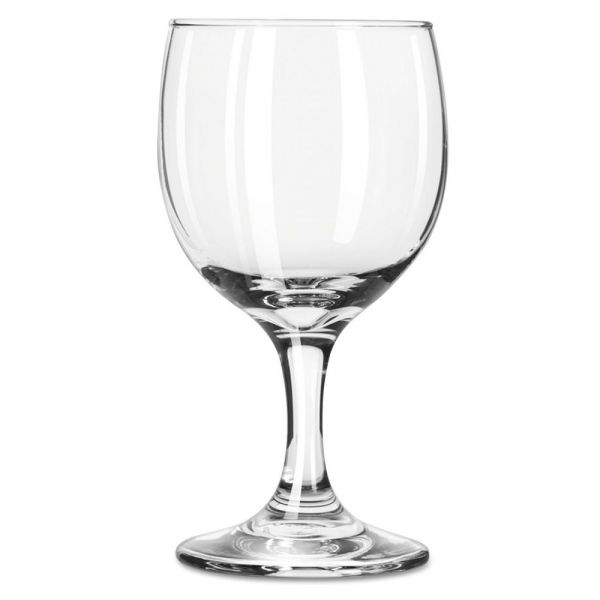 Libbey Embassy 8.5 oz Wine Glasses