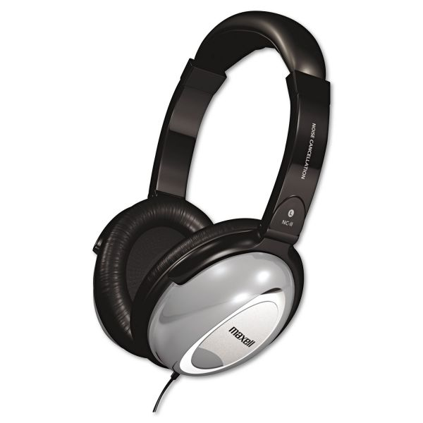 Maxell Noise Cancellation Headphones