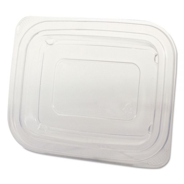 Genpak Microwave Safe Takeout Container Lids