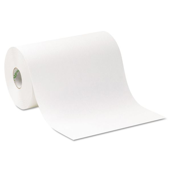 SofPull Hardwound Nonperforated Paper Towel Rolls